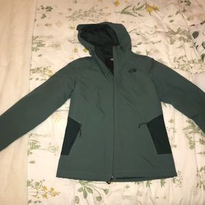 North Face 2-in-1